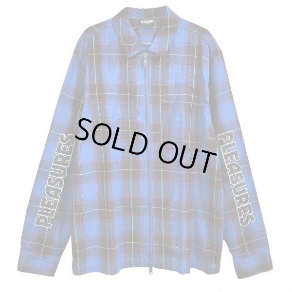 画像1: PLEASURES / zip jacket (1)