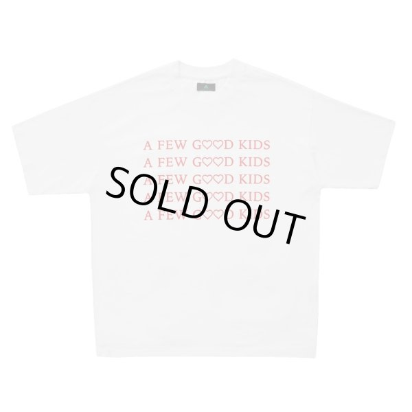 画像1: A FEW GOOD KIDS / logo tee (1)