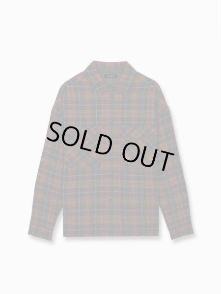 画像1: MLVINCE®︎ / wool gauze l/s shirt (1)